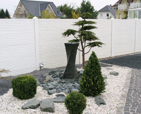 Stein Relief